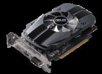 Geforce GTX 1050 Ti von Asus