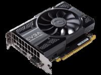 Geforce GTX 1050 Ti von EVGA