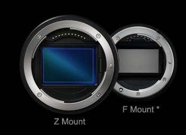 Nikons neuer Z-Mount (Bildquelle: nikon.de)