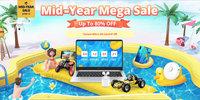 Mid-Year-Mega-Sale bei Gearbest.com bis 12.06.